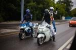 мотокортеж от мототакси 24